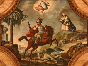 Boj sv. Jurija z zmajem