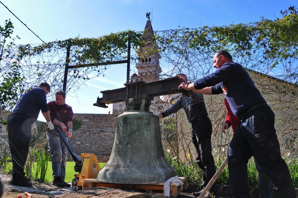 Zvonovi v Piranu