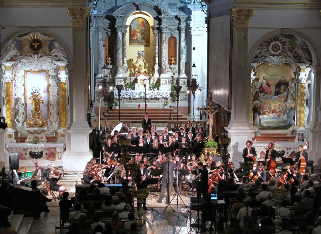 """Koncert """"Toccata & Fuga"""" – NOVA filharmonija"""